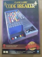 CODE BREAKER Classic Games New Sealed Strategy Board Game Toy