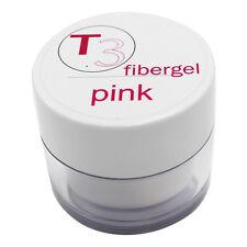 SNB Professional T3 UV Gel Fibergel Pink 45g /1.58oz
