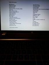 HP ProBook 4530S, i5-2450M, 2.5Ghz, 8GB RAM, 320GB HDD,