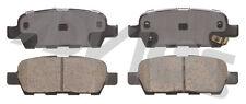 ADVICS AD1288 Rear Disc Brake Pads