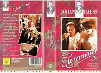 (VHS) Die Fledermaus - Gundula Janowitz, Eberhard Waechter, Renate Holm