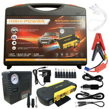 Multi Function 88000mAh Car Jump Starter Battery Booster Charger USB Power Bank