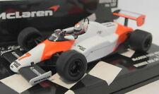Véhicules miniatures blancs MINICHAMPS pour McLaren