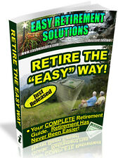 RETIRE THE EASY WAY PDF EBOOK FREE SHIPPING RESALE RIGHTS