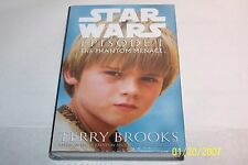 Star Wars Episode I: The Phantom Menace by Brooks,Terry Book to Movie 1st USA