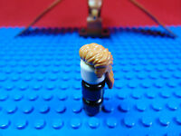 LEGO-MINIFIGURES SERIES 15] X 1 HAIR PIECE FOR THE WRESTLING CHAMPION 15 PARTS