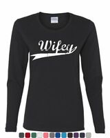 Wifey Cute Long Sleeve T-Shirt Bride Wedding Wife Marriage