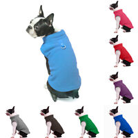Small Dog Pet Winter Soft Warm Jacket Coat Fleece Clothes Cute Coat Sweater