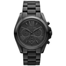 MICHAEL KORS BRADSHAW CHRONOGRAPH MENS/WOMENS WATCH MK5550 BLACK DIAL RRP £299
