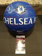 CHRISTIAN PULISIC SIGNED Team USA SOCCER BALL JSA autograph FC CHELSEA 2