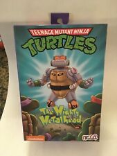 NECA Teenage Mutant Ninja Turtles Cartoon The Mighty Metalhead Target exclusive