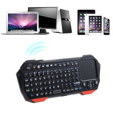 Mini Bluetooth V3.0 Keyboard Built-in Touchpad For Raspberry Pi IS11-BT05 New