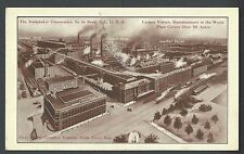 1913 PPC* SO BEND IN STUDEBAKER AUTO MFG PLANT MAKES OVER A MILLION CARS A YEAR