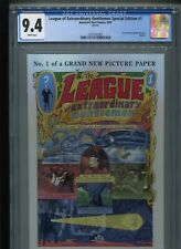 League of Extraordinary Gentlemen Special Edition #1 (2003) CGC 9.4 WHITE