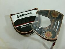 """New Taylormade TP Collection Ardmore 2 Black Copper 35"""" Putter 35 inch"""