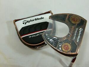 "New Taylormade TP Collection Ardmore 2 Black Copper 35"" Putter 35 inch"