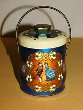 Vintage Murray Allen Confections Candy Tin Pail Bavarian *Empty*
