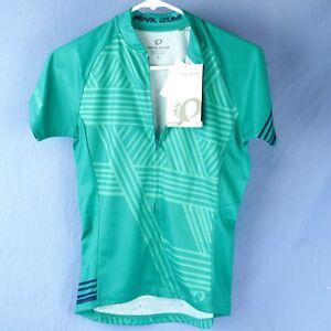 Pearl Izumi MTB LTD Jersey Hex Viridian Green Cycling Sport Men's Small