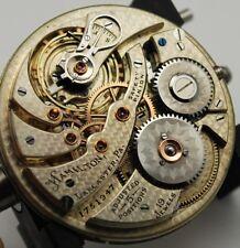 ORIGINAL pocket watch HAMILTON 900 movement all parts  - Choose From List