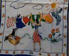 Pair of 1940s Style novelty print TeaTowels. Lots more available.