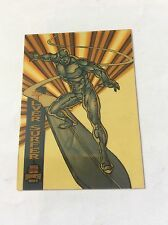 SILVER SURFER  MARVEL Suspended Animation Card #5 CARDS UNIVERSE 1994