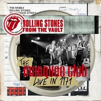 THE ROLLING STONES - FROM THE VAULT-THE MARQUEE-LIVE IN 1971  DVD + CD NEW+