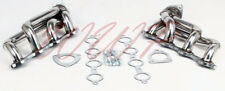Performance Stainless Steel Exhaust Headers Manifold 02-13 Chevy/GMC Truck & SUV