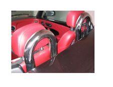 DJH Überrollbügel Fiat Barchetta ABE Edelstahl / RIEGER-Tuning Roadsterbügel