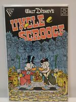 Walt Disney's Uncle Scrooge #219, 1st Dan Rosa Published Art