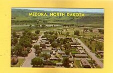 Medora,Billings County,ND North Dakota Bird's Eye View most of the town