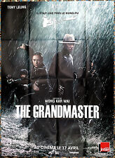 2013 THE GRANDMASTER 一代宗师 WONG KAR-WAI Tony Leung 47x63 French movie poster