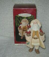 Hallmark Ornament - Merry Olde Santa Collector's Series - Dated 1997 -