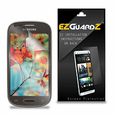 6X EZguardz Clear Screen Protector Shield 6X For Samsung Galaxy Light SGH-T399