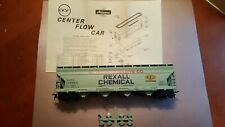 Vintage HO Athearn REXALL Chemical El Paso Products Center FlowHopper FREE SHIP