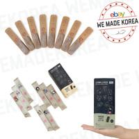 BT21 Stir Berry Stick Coffee Dark & Mild 8ea 1set Official K-POP Authentic Goods