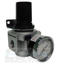 Air In Line Pressure Regulator 250 Psi Heavy Duty For Air Compressors 12 Npt