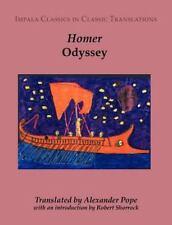 Odyssey: By Homer