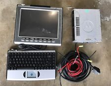 Motorola MDC MW800 Complete Set With Windows XP Installed All Cables Included
