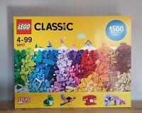 LEGO Classic Bricks (10717) Large Box - 1500 Multicolour Pieces. NEW & SEALED
