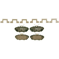 Disc Brake Pad Set Rear Federated D1465C fits 11-14 Ford Mustang
