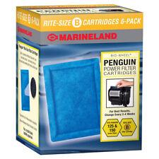 Marineland  Rite-Size C Penguin Power Filter Cartridges - 6pk
