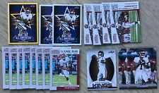 (17) 2019 Panini Contenders Leaf Kyler Murray Rookie RC Lot Cardinals