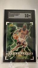 1995-96 Skybox Electrified Michael Jordan #278 SGC 10 GM Pop 2