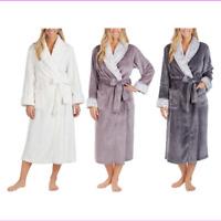 Carole Hochman Women's Ladies' Plush Wrap Robe