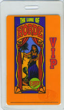 H.O.R.D.E. 1995 Laminated Backstage Pass Dave Matthews Band Black Crowes Horde