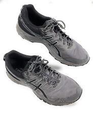 Asics Gel-Sonoma 3 Running Shoes T724N Black Gray Men's 12