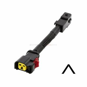 ZZPerformance Fuel Injector Adapter Extension Harness EV1 to EV6 USCar Injector
