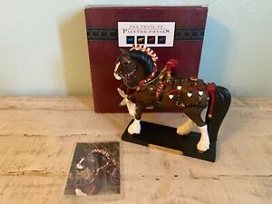 Trail  of Painted Ponies King Of Hearts 1E/0013 SIGNED! RETIRED! VERY LOW#