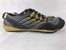 Merrell Trail Glove Smoke Barefoot Minimalist Vibram Running Shoes Mens Size 10