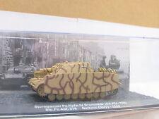 De Agostini Sturmpanzer Pz.Kpfw.IV Brummbär Sd.Kfz.166) Nettuno 1944 OVP (Z512)